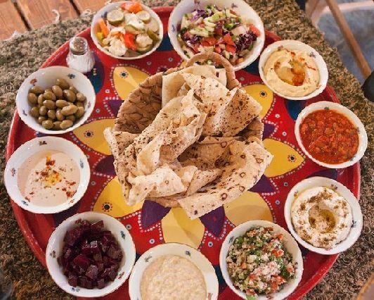 Израильская кухня - это нечто особенное!