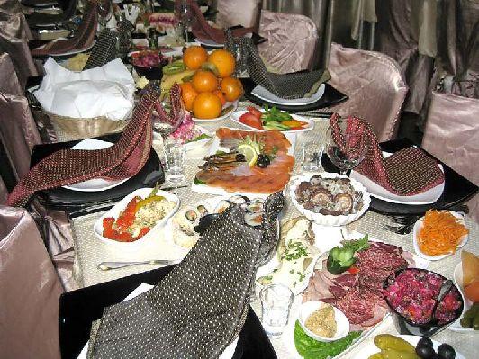 Ресторан русской кухни в Израиле