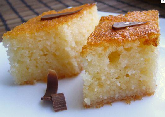 """""""Ревани"""" - сладкий пирог"""