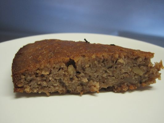 «Тишпишти» - традиционный манный пирог с орехами