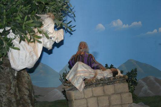 Библейская пещера в Городе Королей