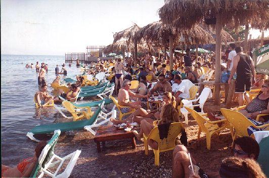Рядом с ''Coral Beach''