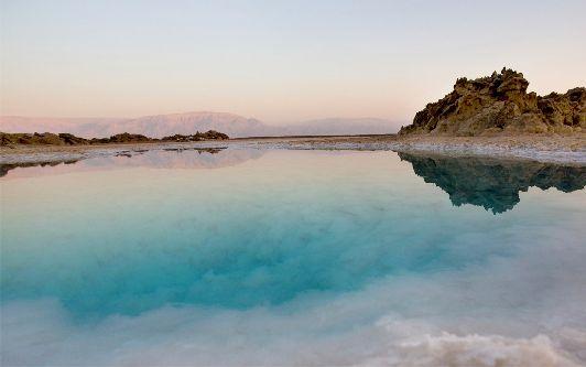 От Тель-Авива до Мёртвого моря всего 84 км