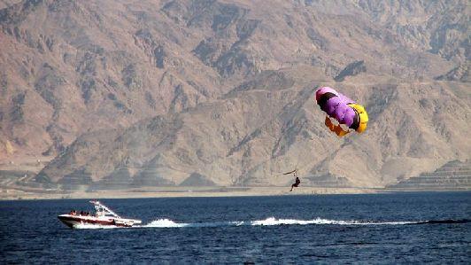 Дайвинг - популярный вид спорта на Красном море