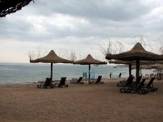 Январская вода в Красном море не бывает ниже 21 °C