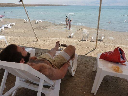 Лучше всего планировать отдых на Мёртвом море в период с марта по ноябрь