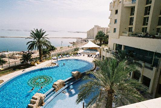 3* отель на курорте Мёртвого моря