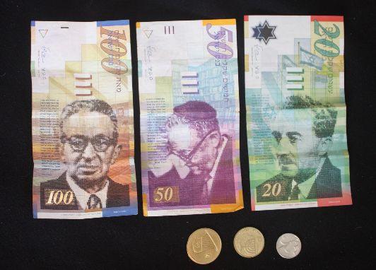 Деньги Израиля – какие деньги в Израиле?