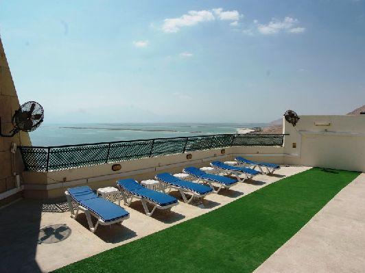 Курорты Мёртвого моря - настоящий земной рай