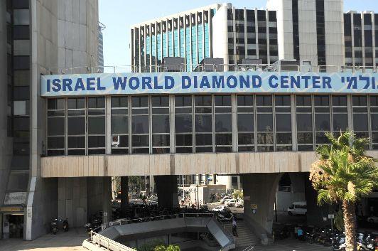 Израильская алмазная биржа ''на голову выше'' нью-йорской и парижской