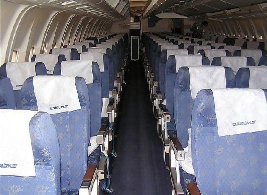 Вылететь из Питера можно на борту израильского авиалайнера или же российского