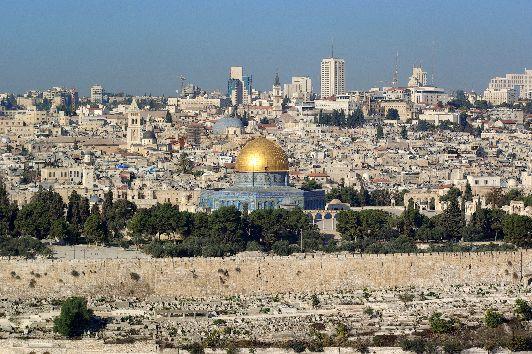 Главные святыни Израиля сконцентрированы в старой части Иерусалима