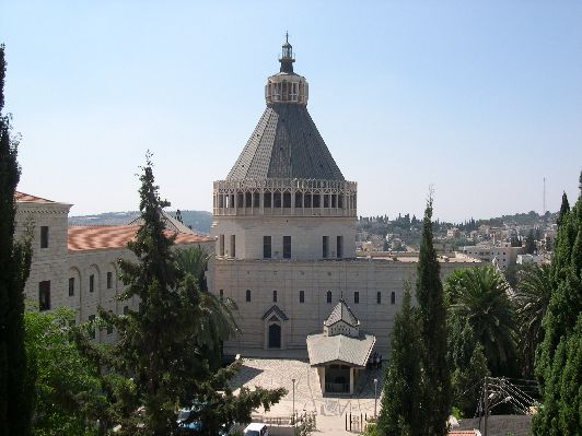Храм Благовещения - святыня огромной значимости для всего христианского народа