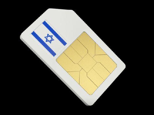 Израильская сим-карта