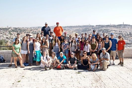 Лето в Иерусалиме - горячая пора с палящим солнцем и высокими показателями температур