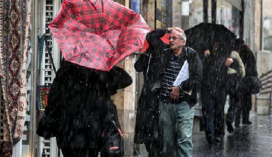 Зима в средней части Израиля, в том числе и в Иерусалиме, - сравнительно тёплое время года, но  влажное