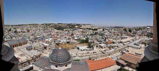 Май - первый месяц Иерусалимского лета с 30-градусными температурами и ярким солнцем