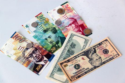 Курс шекеля к доллару