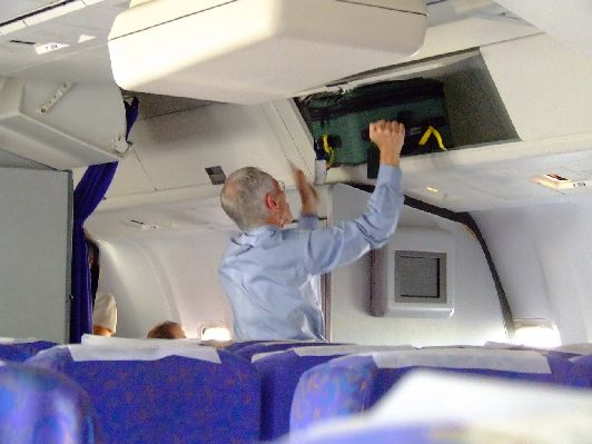 Сколько же займёт авиаперелёт в Израиль?