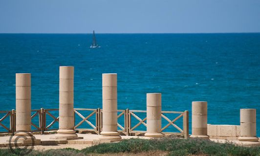 Средиземноморское побережья Израиля