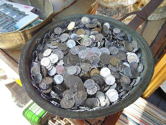 Старые монеты шекели и агороты