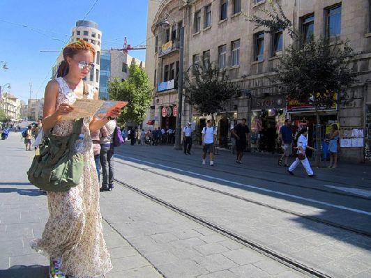 В этой статье мы отобрали для вас детальные карты улиц и достопримечательностей Иерусалима