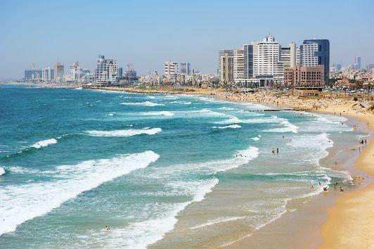 В Израиле вы с лёгкостью поберёте себе курорт по вкусу, а всё потому, что эта чудная страна омывается сразу 4-мя морями!