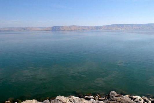 Галилейское море имеет важное стратегическое и историческое значение для Израиля