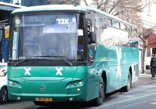 Из Тель-Авива до Мертвого моря вы можете доехать на 421 автобусе