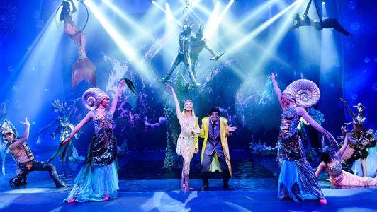 Вау-шоу завораживает и восхищает новизной своего подхода в постановке представлений