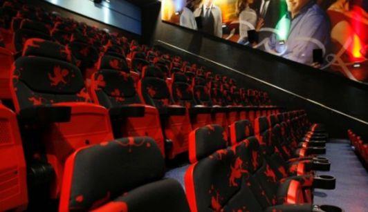 Система звука в кинотеатре Хайфы оборудована по последнему слову техники