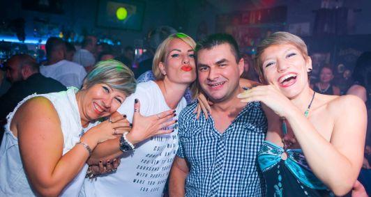 Ночной Тель-Авив это всегда танцы, музыка и веселье