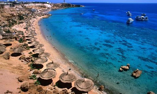 Отдых на море в Эйлате доступен в течение всего года