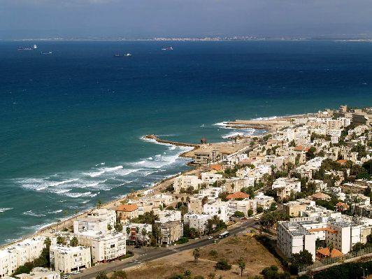 Хайфа - это пляжный отдых, шоппинг и развлечения