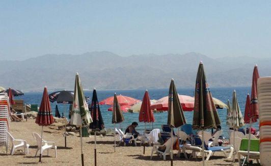 Мигдалор - бесплатный пляж, оборудованный всем необходимым для хорошего отдыха