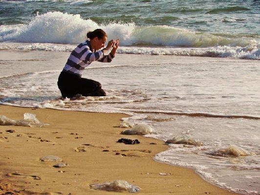 В начале Июне к берегам Израиля приплывают полчища опасных медуз, о которых Вы будете предупреждены пурпурными флагами