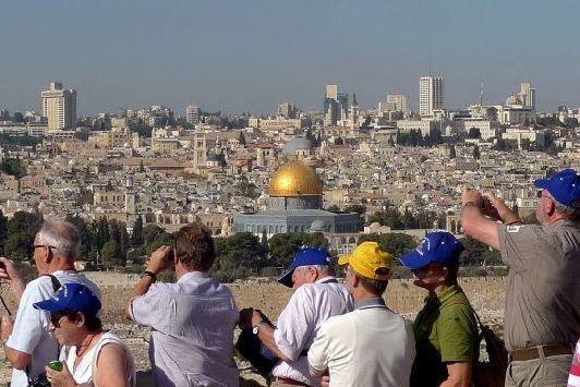 Израиль делает все, чтобы привлечь больше российских туристов
