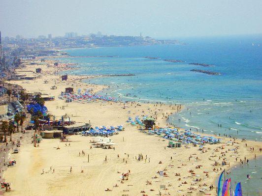Бограшов и Фришман Пляж (Bograshov & Frishman Beach)