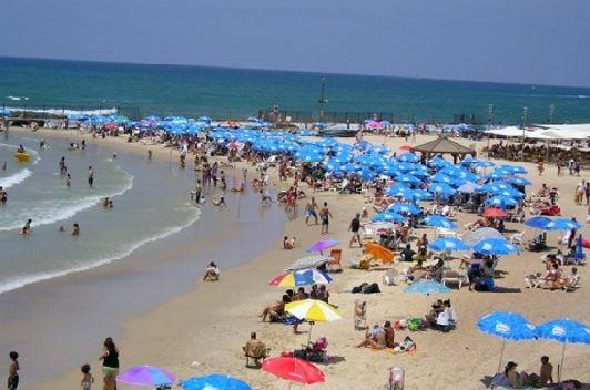 Тель-Барух Пляж (Tel Baruch Beach)