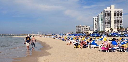 Иерусалимский Пляж (Yerushalaim Beach)