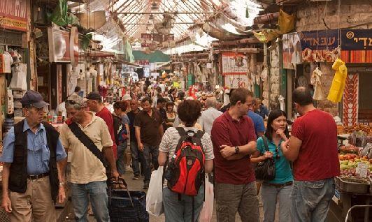 В Иерусалиме есть множество торговых центров, базаров, бутиков и рынков - выбирайте куда отправитесь за покупками Вы!