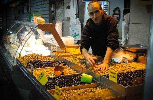Перед тем как совершить покупку в Иерусалиме, не забудьте хорошенько поторговаться!