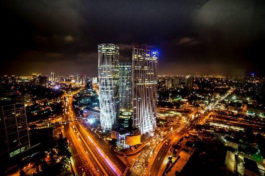 Тель-Авив - прекрасен как днем, так и ночью