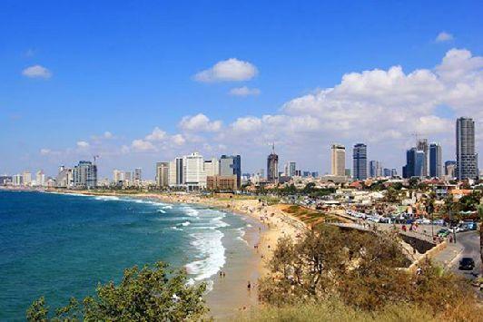 Тель-Авив привлекает туристов своим разнообразием
