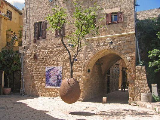 Город Яффу – один из древнейших городов в мире