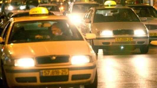 В Иерусалиме воспользоваться услугами такси можно в любое время дня и ночи