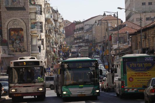 Путешествовать по Израилю на общественном транспорте комфортно и выгодно