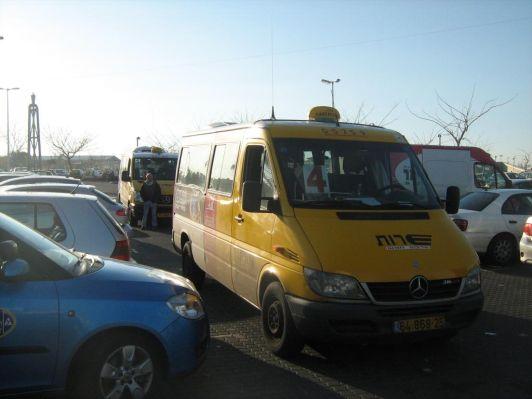 Маршрутки в Израиле особенно выручают в шаббат, когда другой транспорт не работает