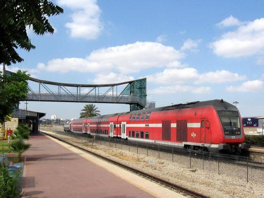 Израильские поезда отличаются высоким уровнем комфортабельности