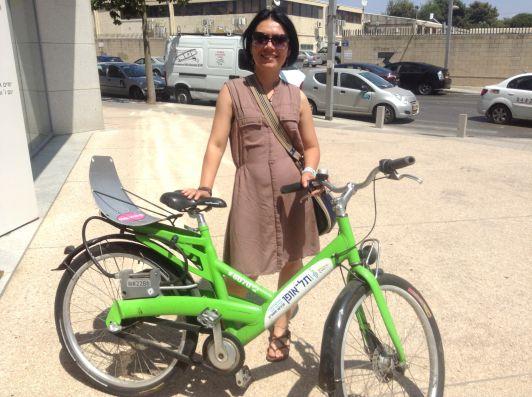 Прокат велосипедов очень распространен в Израиле, особенно в Тель-Авиве